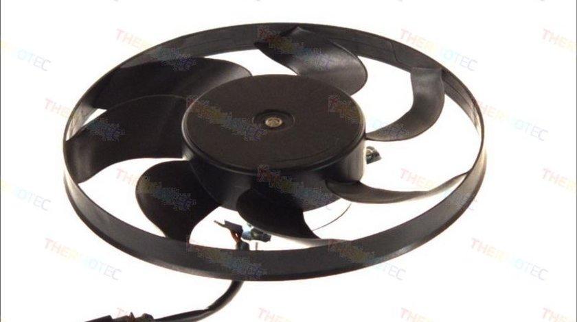 Ventilator radiator thermotec pt vw caddy 3,golf 5,jetta 5,passat,tiguan,touran