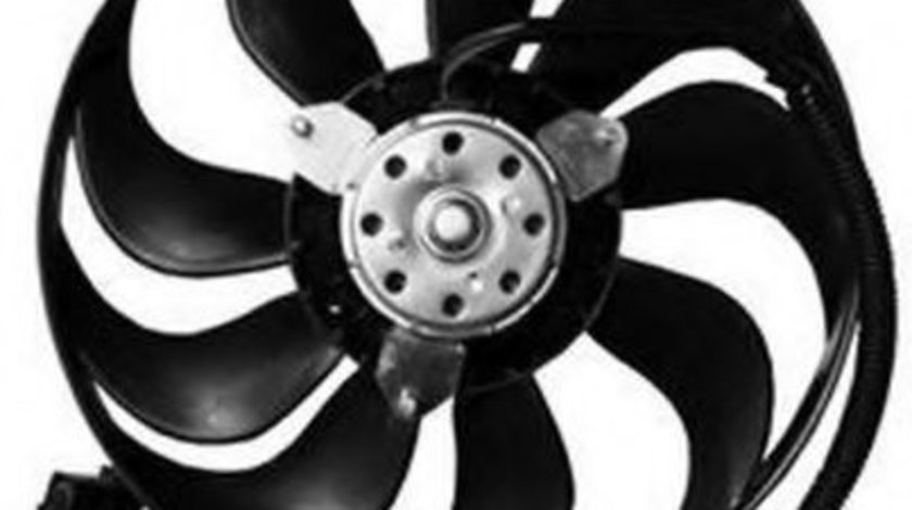 Ventilator, radiator VW BORA Combi (1J6) (1999 - 2005) NRF 47376 - produs NOU