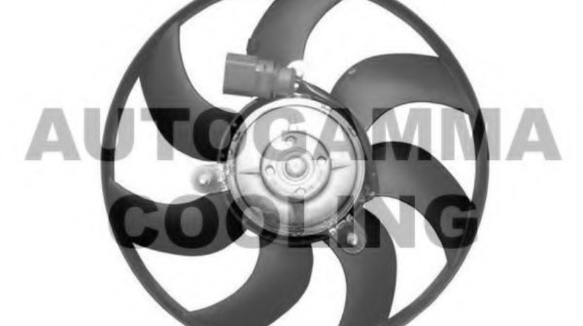 Ventilator, radiator VW PASSAT CC (357) (2008 - 2012) AUTOGAMMA GA221006 produs NOU