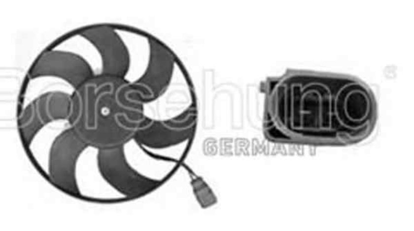 Ventilator radiator VW PASSAT CC 357 Borsehung B11497