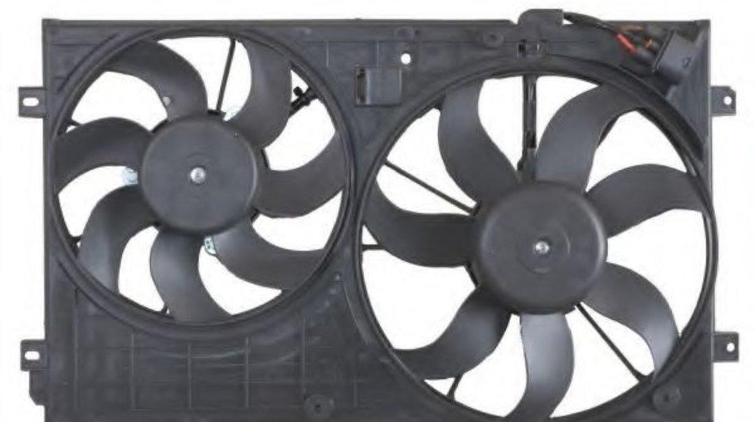 Ventilator, radiator VW POLO (6R, 6C) (2009 - 2016) NRF 47394 produs NOU