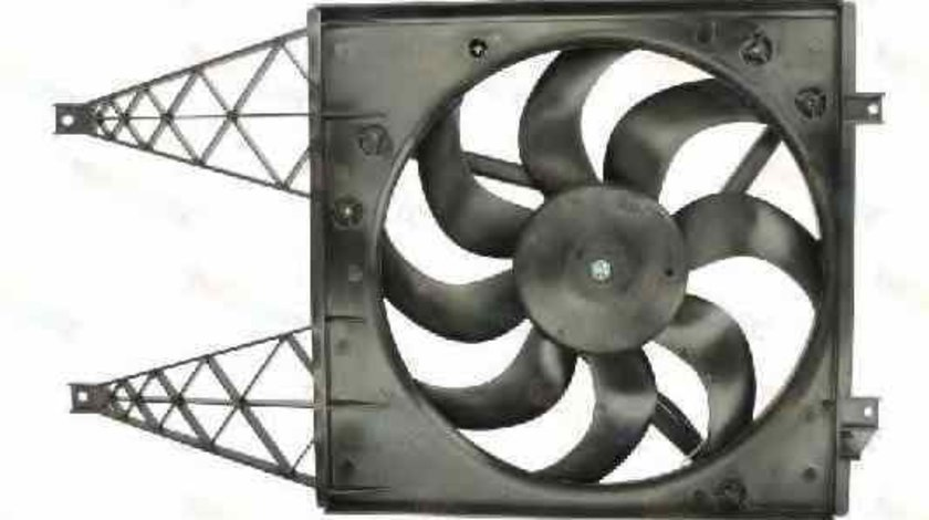 Ventilator radiator VW POLO 9N Producator THERMOTEC D8W028TT