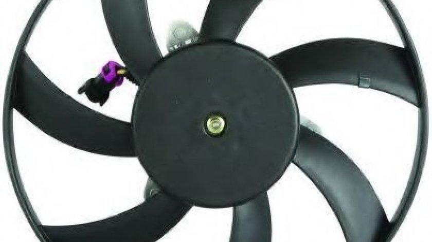 Ventilator, radiator VW POLO CLASSIC (6KV2) (1995 - 2006) NRF 47417 produs NOU