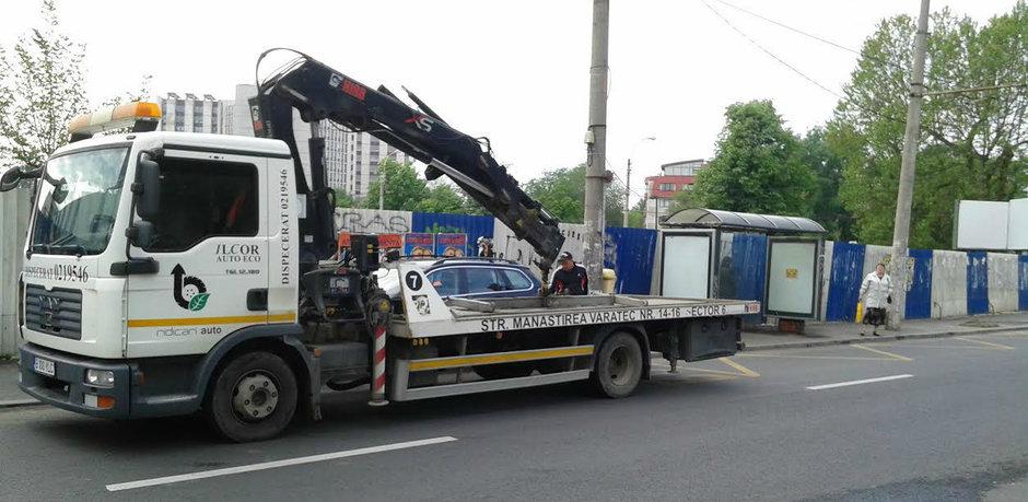 Verde la ridicarea masinilor in Bucuresti! Esti de acord sau nu sa fie luate masinile parcate aiurea?