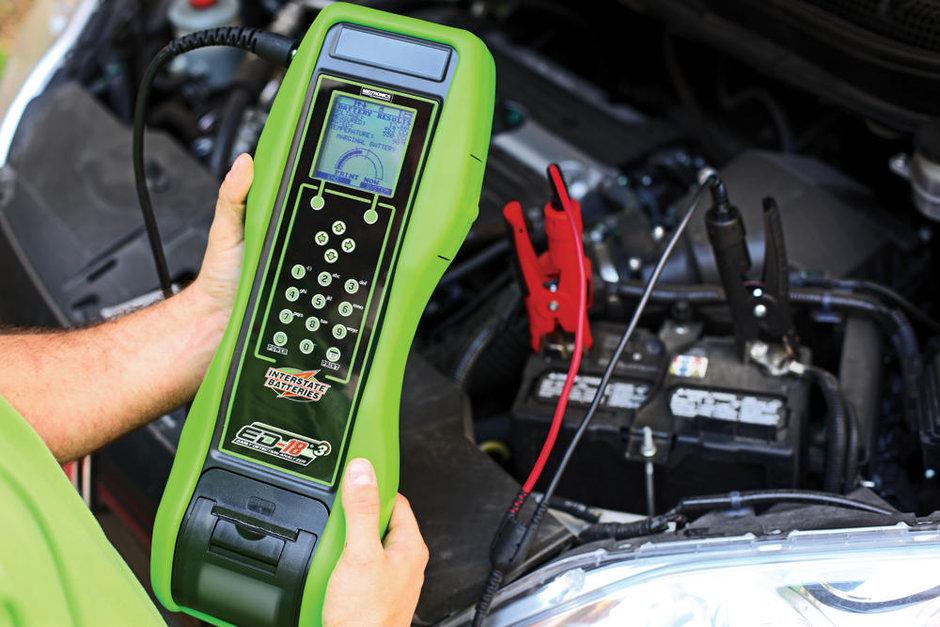 Verificare baterie si incarcare + verificare concentratie si nivel antigel = GRATUIT!