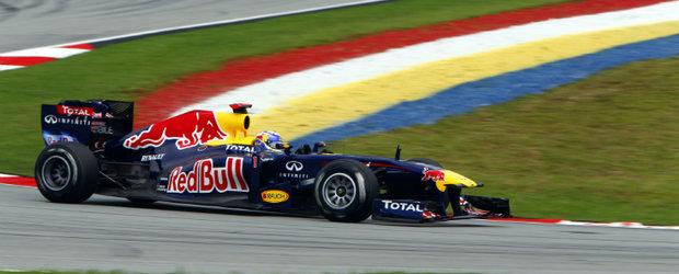 Versiunea soft a pneurilor Pirelli a fost in centrul atentiei; Lupta stransa in Malaezia