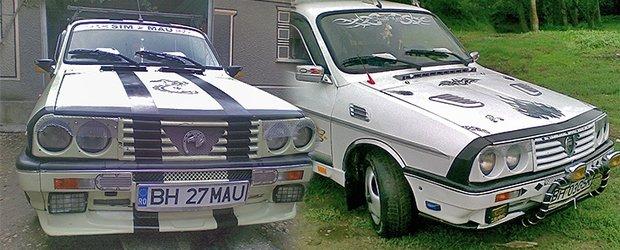 Versus de zile mari: Dacia 1310 Naichi Edition vs. Dacia 1310 Dragoon pentru piata din China