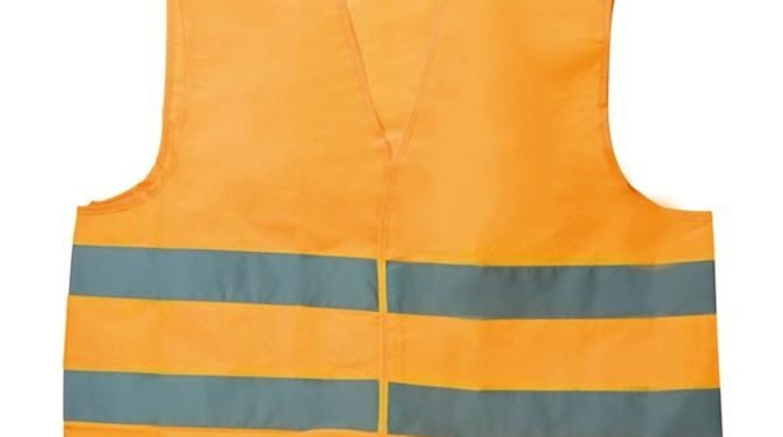 Vesta reflectorizanta portocalie Kft Auto
