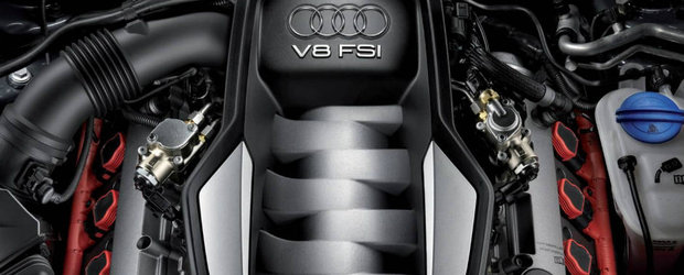 Vestea soc a saptamanii vine de la Audi. Nemtii vor renunta la motorul V8 in urmatorii 10 ani