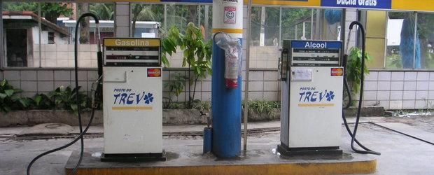 Vesti bune din benzinarii: s-au scumpit carburantii cu 20 de bani/litru