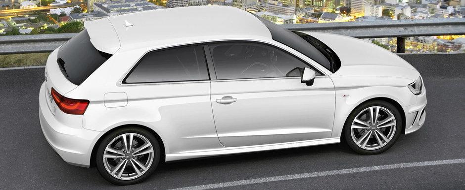 Vesti bune pentru fanii Audi A3. Cand se lanseaza noua generatie si ce schimbari propune