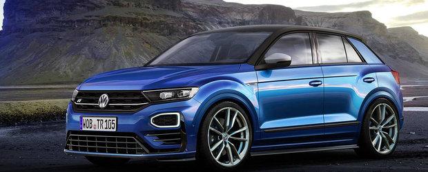 Vesti bune pentru fanii Volkswagen. T-Roc, Tiguan si Arteon vor primi pana la urma o versiune R