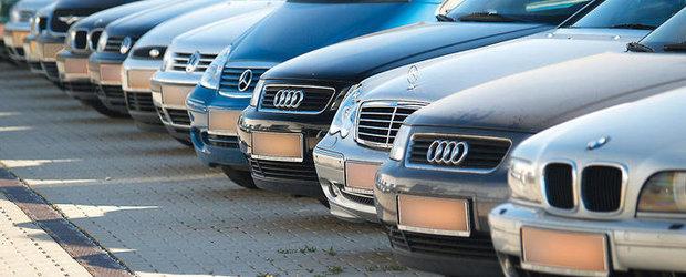 Vesti bune: Politistii au recuperat in primele 6 luni peste 800 din cele 1.244 de autovehicule furate