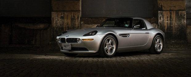 Vestile bune circula repede: Americanii scot la vanzare un BMW Z8 nou-nout