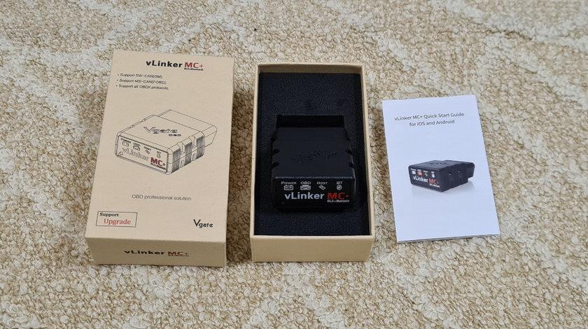 Vgate vLinker MC+ Bluetooth 4.0 BLE+ ELM327 BimmerCode FORScan OBDLINK