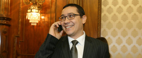 Victor Ponta garanteaza construirea autostrazii Pitesti-Sibiu pana in 2015