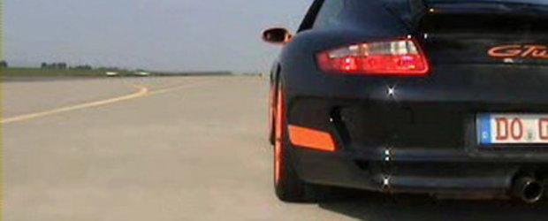 Video: 9ff GTurbo1000: 0 - 300 km/h in 18.1 sec