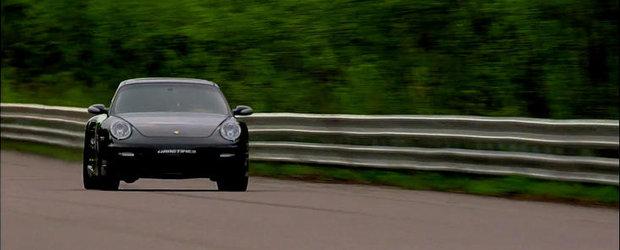 VIDEO: Acesta este cel mai rapid Porsche 911 de la Moscow Unlim 500+!