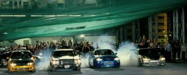 Video:  Al doilea trailer pentru Fast & Furious 4