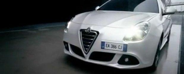 Video: Alfa Romeo Giulietta in actiune