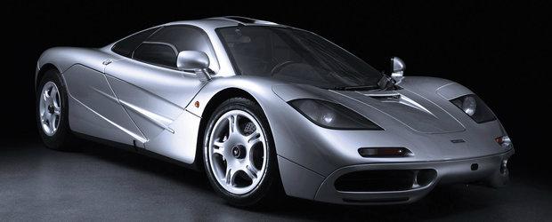 VIDEO aniversar: Drumul spre 386 de km/h cu McLaren F1