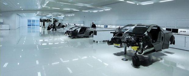 Video: Aston Martin te invita la o calatorie magica, pe taramul lui One-77