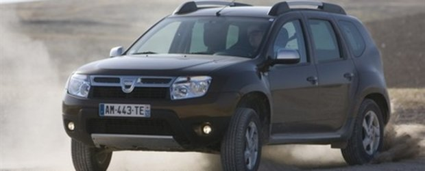 Video: Autocar testeaza noua Dacia Duster!