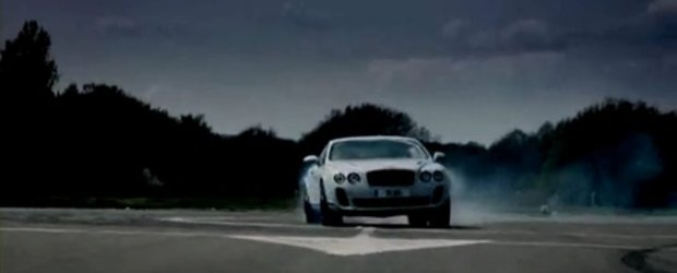 Video: Bentley Continental Supersports, in actiune la Top Gear!