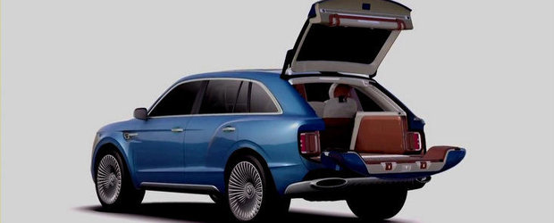 VIDEO: Bentley explica designul conceptului EXP 9 F