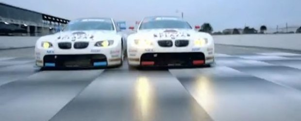 Video: BMW M3 GT - Spotul oficial