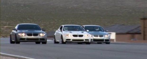 Video: BMW MFest 3, Aprilie 2009