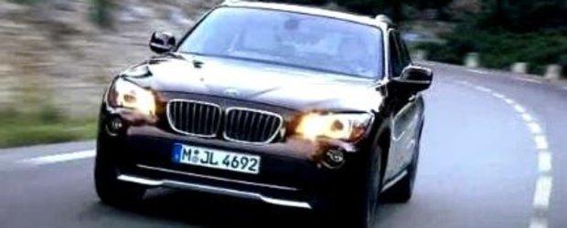 Video: BMW X1 se prezinta. Din nou!