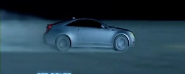 Video: Cadillac CTS Coupe vine in 2010