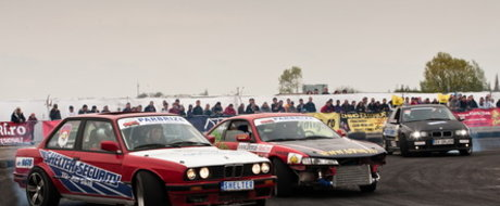 VIDEO - Campionatul de Drift, etapa a II-a - calificari Real, Timisoara