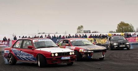 VIDEO - Campionatul de Drift, etapa a II-a - calificari Real, Timisoara