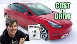 VIDEO: Cat de multi bani economisesti daca conduci o masina cu motor electric?