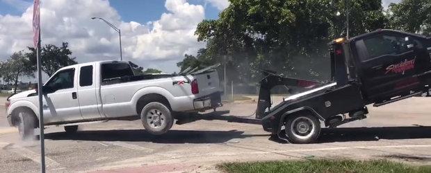 VIDEO: Ce se intampla cand nu-ti platesti ratele si banca vine sa-si ia masina?