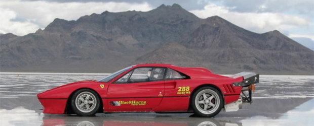 Video: Cel mai rapid Ferrari din lume este... un clasic!
