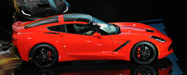 VIDEO: Chevrolet ne dezvaluie toate secretele noului Corvette C7