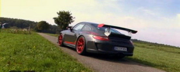 Video: Chris Harris conduce noul 911 GT3 RS si... 911 GT3 Cup
