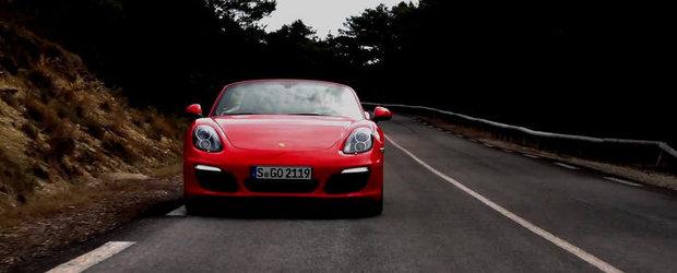 VIDEO: Chris Harris incearca ultima generatie a roadsterului Porsche Boxster S