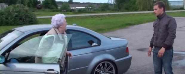 Video: Cine nu are batrani sa isi... inchirieze!