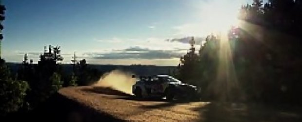 Video: Climb Attack cu Rhys Millen si Hyundai Genesis Coupe