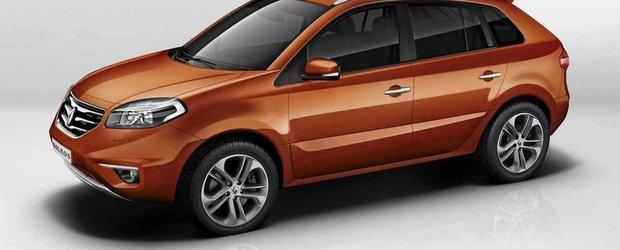 Video cu Renault Koleos 2012