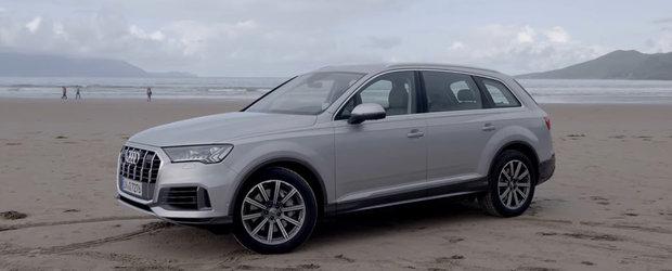 "VIDEO cu un Audi Q7 facelift ""chel"". Asta primesti daca nu platesti niciun euro in plus"
