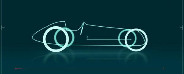 VIDEO: Cum au evoluat masinile de Formula 1 de-a lungul timpului