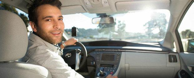 VIDEO: Cum decurge o cursa Uber si cat poti castiga ca sofer partener?