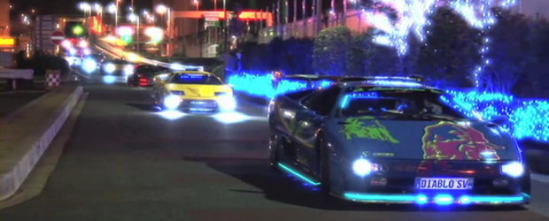 Video: Cum poti ruina stilul unui Lamborghini in doar doi timpi si trei modificari