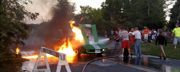Video: Cum sa fii o pacoste pentru Chevrolet Corvette