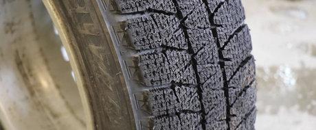 VIDEO: Cum sa-ti transformi anvelopele de iarna intr-unele speciale de gheata